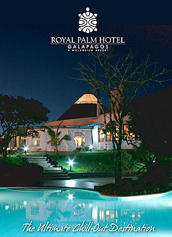 Discover Galapagos Royal Palm Hotel Cruises And Tours