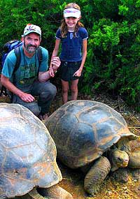 Galapagos Islands tours - fun for the whole family!